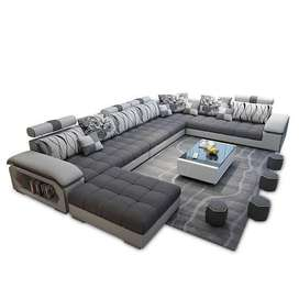 Mix tanveer furniture unit brand new sofa set sells whole price
