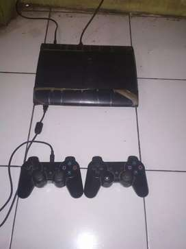 Ps3 super slim hardis 160 GB