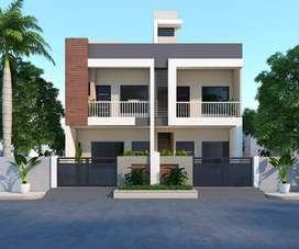 3 bhk duplex booking near tanatan dhaba ayodhya bypass Road Bhopal