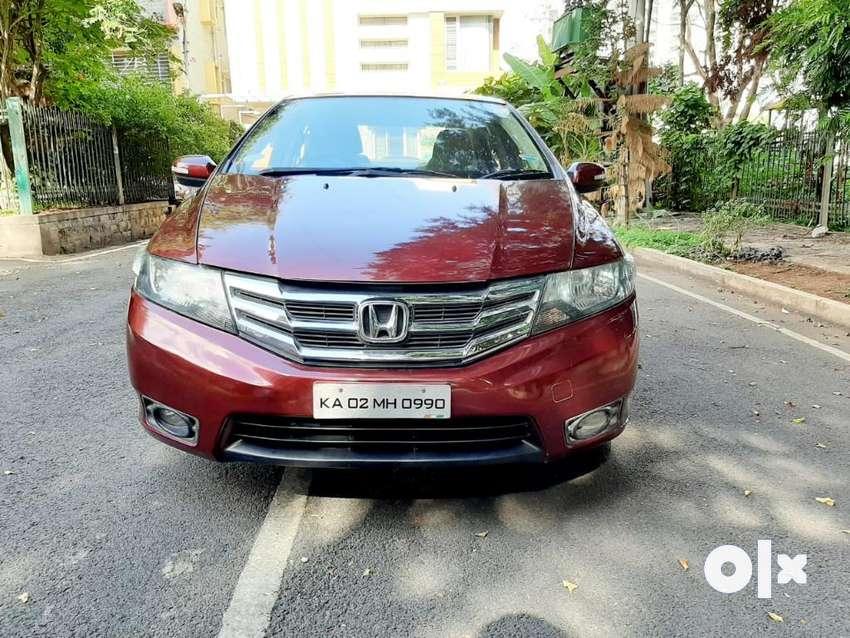 Honda City 1.5 V MT, 2013, Petrol 0