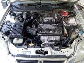 Honda civic ferio akhir 96 manual