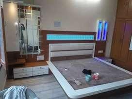 Bedroom set ruangan