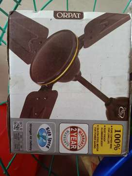 I want to sell new fan