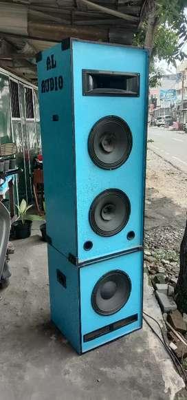 Satu pasang  speaker 12 inch