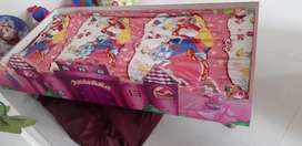 Kids Barbie bed