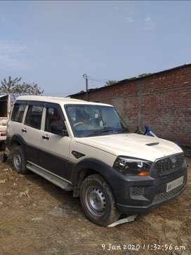 Mahindra Scorpio S2, 2014, Diesel