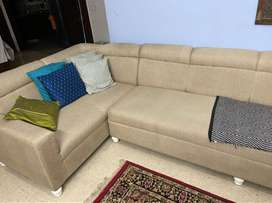 7 seater, Almost new sofa set