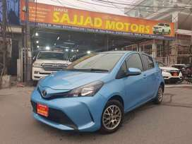 Toyota Vitz F Package 1.0 Non Accidental Spider Shape