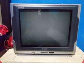 Jual TV Sharp 21 inchi tabung