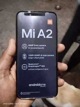 Mi a2 4 gb 64 gb custom piece