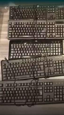 SPECIAL SALE  Keyboard dell/logitech/Tvs/i ball