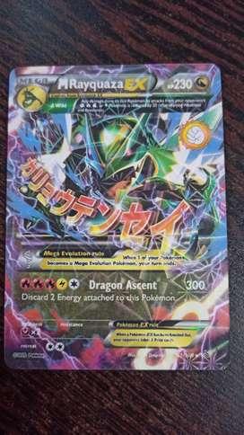 Pokémon ultra rare card