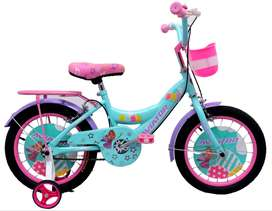 High-end Kids Boys Girls PINK Cycle 16inch From Europe Wholesale Price