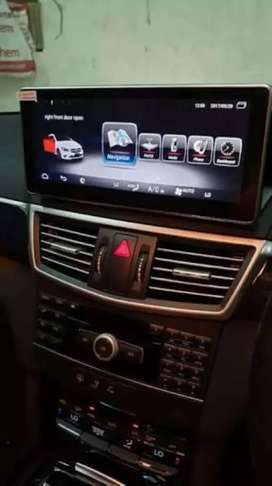Head unit mercy e200 w212