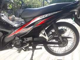 Monggo Honda Revo Tahun 2012 Plat L