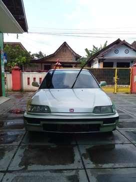 Honda Civic Nouva Nova 1988