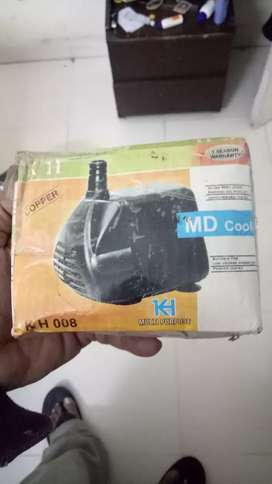 Cooler Dadu pump