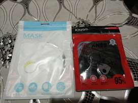 KN95 Face Protective Mask only 50 ruppes