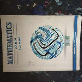 R D Sharma- Mathematics Reference Book