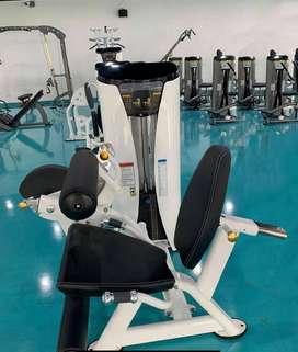 gym setup high class low budget