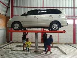 Hidrolik 4ton model H cuci mobil kjs Bali