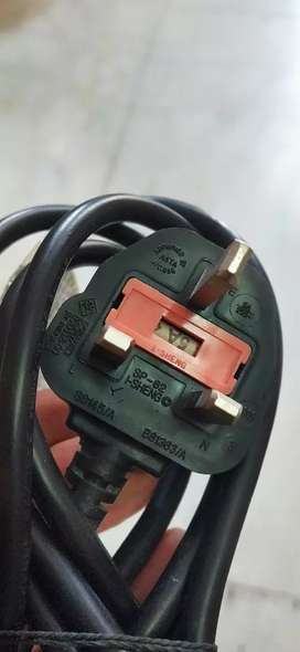 Monitor Cabling