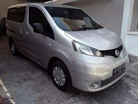 Dijual Nissan Evalia St Upgrade Plus th 2014 siap kerja