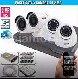 Paket komplit camera cctv area padarincang serang kab.