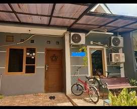 Rumah Duta Bintaro terawat di Cluster Ubud 2