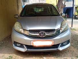 Honda Mobilio 2016 Petrol Well Maintained.