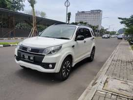 ISTIMEWA TERAWAT Daihatsu Terios R Costom 2016 Manual (Type Tertinggi)