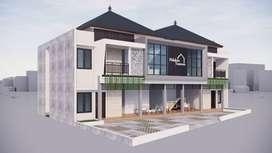 Rumah di Jual jogja Sertipikat SHM P Free IMB