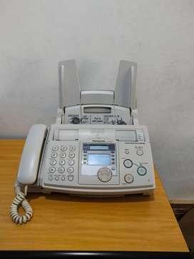 Dijual Mesin Fax Panasonic