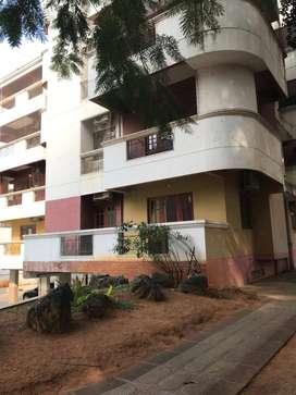 3 BHK, 5 Balconies, 3 Bathroom, Semifurnished beautiful house for rent
