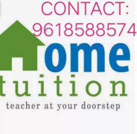 MATHS TUTION AT STUDENT HOME