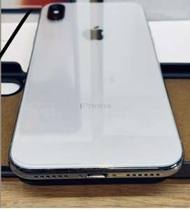 Brand new apple iphone x 256gb white pta Approved