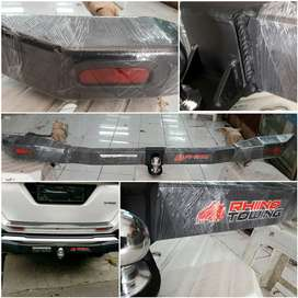 towing belakang RHINO all new FORTUNER ( kikim variasi paris )