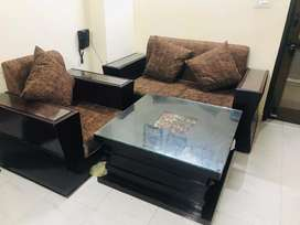Sofa Set with Table