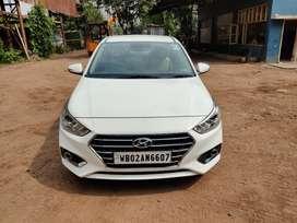 Hyundai Verna Fluidic 1.6 VTVT SX, 2019, Petrol