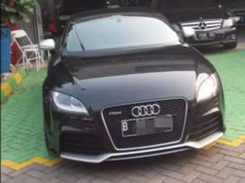 Audi TT RS  2.5 turbo awd 350hp  manual 6 speed, 1 of 1 in indonesia