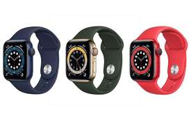 Apple Watch Series 44mm Available In All Colors...