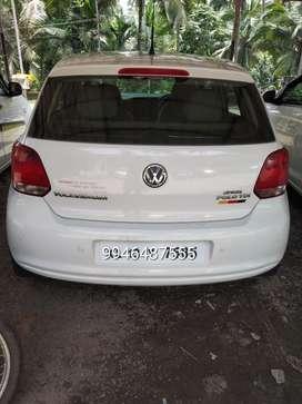 Volkswagen Polo Trendline 1.2L (D), 2012, Diesel