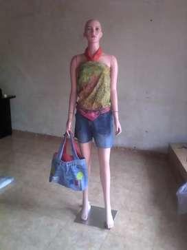 Manekin patung baju cewk