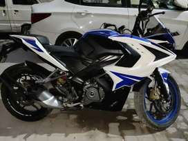 Bajaj RS200