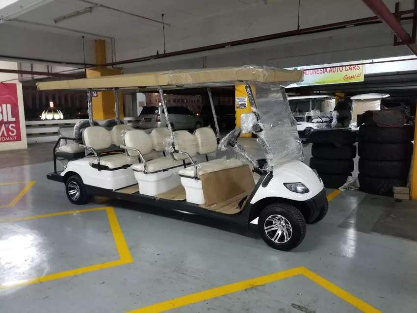 Golf car baru 6+2 0