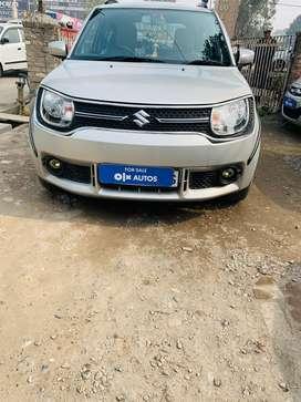 Maruti Suzuki Ignis 1.2 Sigma, 2018, Petrol