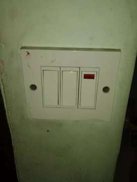 Any electrical work contact