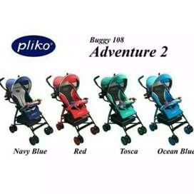 Jual Stroller Pliko Adventure di Padang