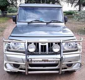 Mahindra Bolero SLX BS IV, 2008, Diesel