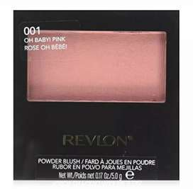 Revlon Ohh baby pink matte blush (001)